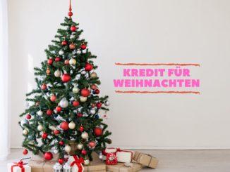 Kredit für Weihnachten in Österreich